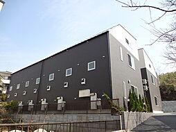 [タウンハウス] 東京都八王子市山田町 の賃貸【東京都 / 八王子市】の外観