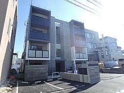 北海道札幌市豊平区月寒東三条7丁目の賃貸マンションの外観