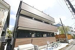 京成本線 船橋競馬場駅 徒歩2分の賃貸アパート