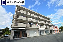 愛知県豊橋市牛川通5丁目の賃貸マンションの外観