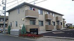 茨城県筑西市榎生1丁目の賃貸アパートの外観