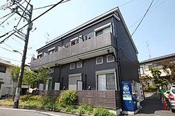 東京都杉並区松ノ木1丁目の賃貸アパートの外観