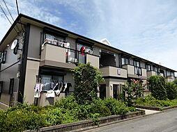 東京都東村山市恩多町3丁目の賃貸アパートの外観