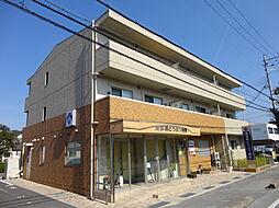 滋賀県彦根市山之脇町の賃貸マンションの外観