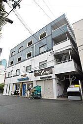 大阪府大阪市北区中津3丁目の賃貸マンションの外観