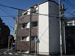 カーナYokohama[3階]の外観