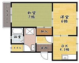 長浜駅 4.1万円