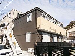 神奈川県横浜市南区永田東3丁目の賃貸アパートの外観