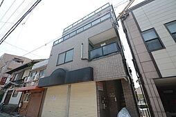 大阪府堺市堺区北清水町3丁の賃貸マンションの外観