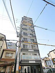 近鉄南大阪線 河堀口駅 徒歩8分の賃貸マンション
