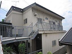 神奈川県横浜市保土ケ谷区初音ケ丘の賃貸マンションの外観