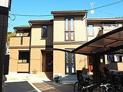 [テラスハウス] 神奈川県川崎市多摩区枡形4丁目 の賃貸【/】の外観