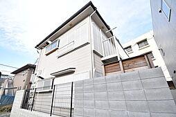 埼玉県さいたま市大宮区寿能町1丁目の賃貸アパートの外観