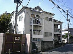 園田コーポ[103号室]の外観