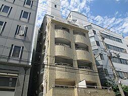 ハイツ芳[2階]の外観