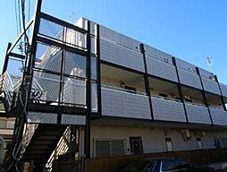 田村マンション[301号室]の外観