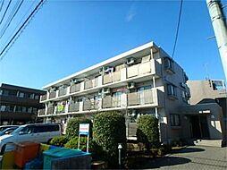 東京都八王子市堀之内2の賃貸マンションの外観
