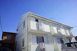 栃木県宇都宮市菊水町の賃貸アパートの外観