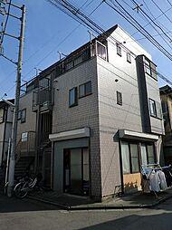 埼玉県新座市野火止6丁目の賃貸マンションの外観