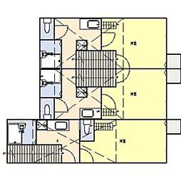 S・K上池袋 2階/202[2階]の間取り