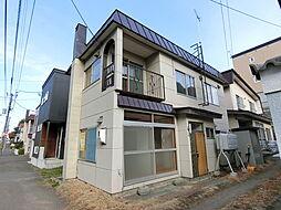 [一戸建] 北海道札幌市白石区本通16丁目北 の賃貸【/】の外観