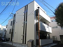 エルスタンザ平井[202号室]の外観