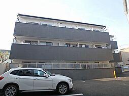 ハイムラポール16[1階]の外観