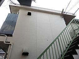 コーポはづき[1階]の外観