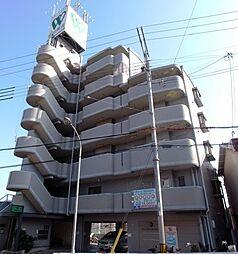 兵庫県神戸市長田区西山町3丁目の賃貸マンションの外観