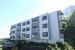 大阪府箕面市箕面7丁目の賃貸マンションの外観