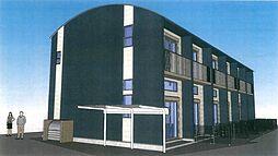 (仮称)サンヴィアーレリべルタプレール東四つ木4丁目計画[201号室]の外観