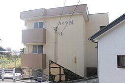 愛知県岡崎市元欠町3丁目の賃貸マンションの外観