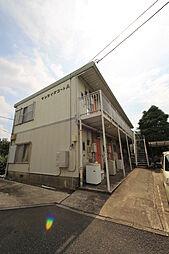 千葉県船橋市習志野台8丁目の賃貸アパートの外観