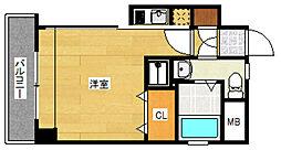 エステート・モア・サザンステーション[5階]の間取り