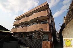 千葉県船橋市東町の賃貸マンションの外観