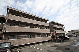 新潟県新潟市北区木崎の賃貸マンションの外観