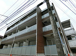 東京都小金井市東町2丁目の賃貸マンションの外観
