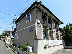 東京都中野区上鷺宮2丁目の賃貸マンションの外観