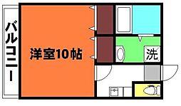 プログレス松島VI[207号室]の間取り
