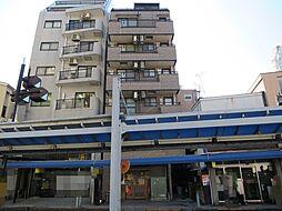 東京都江戸川区南小岩8の賃貸マンションの外観