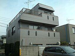 東京都練馬区桜台1丁目の賃貸マンションの外観