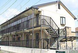 ベルハイム[2階]の外観