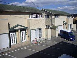栃木県下都賀郡壬生町大字安塚の賃貸アパートの外観