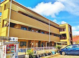 長野県松本市筑摩1丁目の賃貸マンションの外観