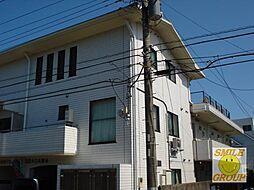 サントリニ宇田川[111号室]の外観