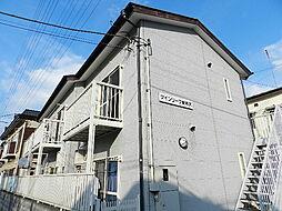 ツインリーフ新所沢[201号室]の外観