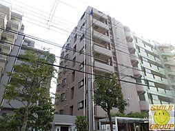 東京都江戸川区中葛西7丁目の賃貸マンションの外観