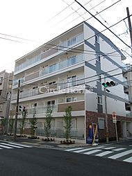 ノブレス横濱蒔田[103号室]の外観