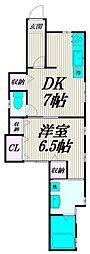 [一戸建] 東京都杉並区下高井戸2丁目 の賃貸【/】の間取り