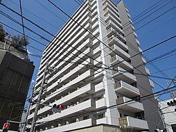 東京都北区東十条2丁目の賃貸マンションの外観